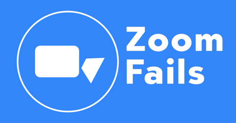 Zoom fail image